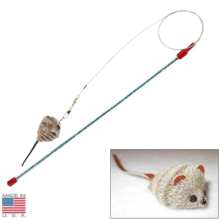 Go Cat Cat Catcher Toy