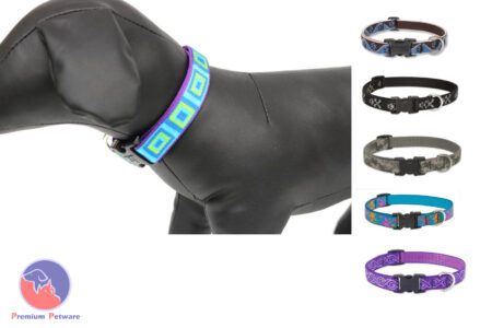 Lupine Originals Adjustable Dog Collars - 19mm