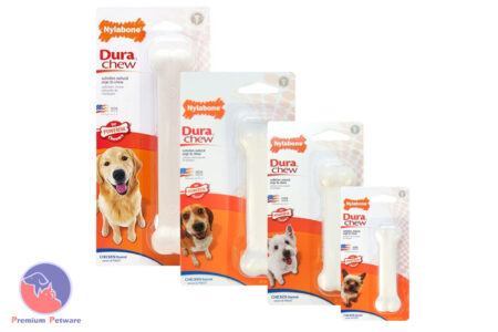 Nylabone Dura Chew Chicken Flavoured Bones