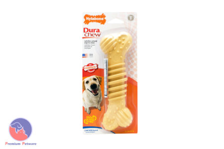 Nylabone Multi-Textured Dura Chew Plus Bones