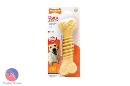 Nylabone Multi-Textured Dura Chew Plus Bones