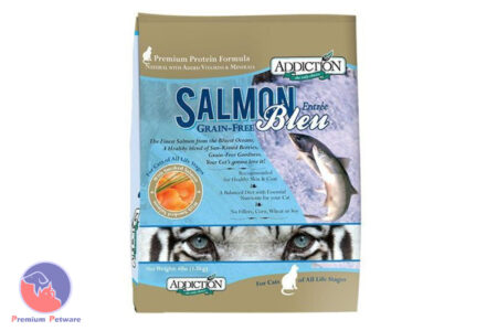 ADDICTION - Salmon Bleu, 100% Grain-Free Premium Protein Cat Food