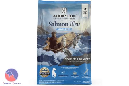 ADDICTION Salmon Bleu Grain Free Dog Food