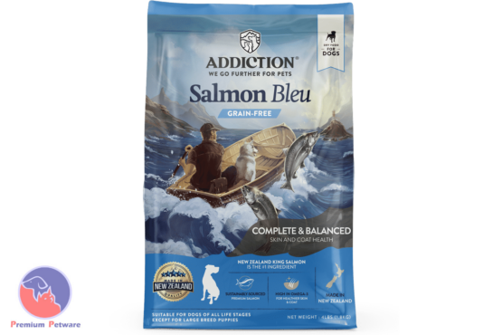 Addiction Salmon Bleu