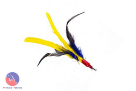 Go Cat Turkey Feather Refill