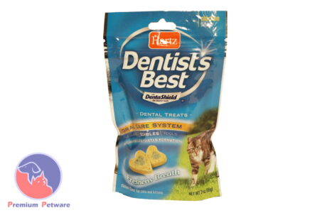 Hartz Dentist's Best Dental Treats For Cats