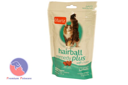 Hartz Hairball Remedy Plus Treats For Cats