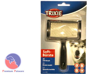 TRIXIE PLASTIC SLICKER BRUSH