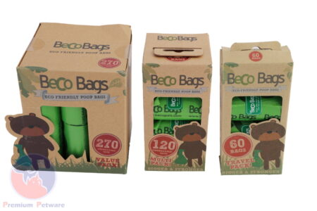 BECOBAGS - DOG WASTE BAGS