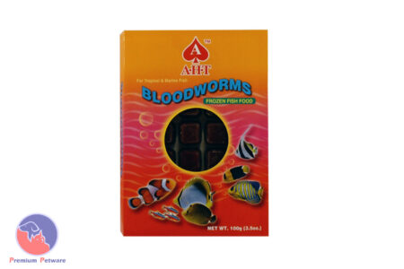 AHT FROZEN BLOODWORMS - LOCAL PICKUP ONLY! NOT FOR POST/COURIER