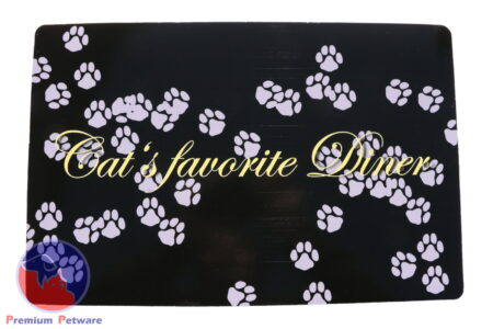 CATS FAVOURITE DINER PLACEMAT