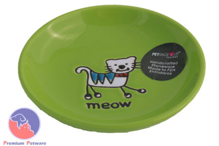 Silly Kitty Saucer