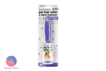 PETKIN 2 in 1 PET HAIR ROLLER & FABRIC FRESHENER