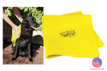 TRIXIE TOP FIX PET TOWEL