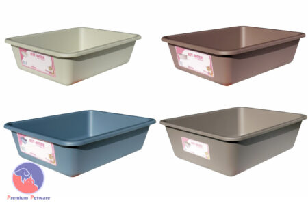 KITTY CARE LITTTER TRAYS
