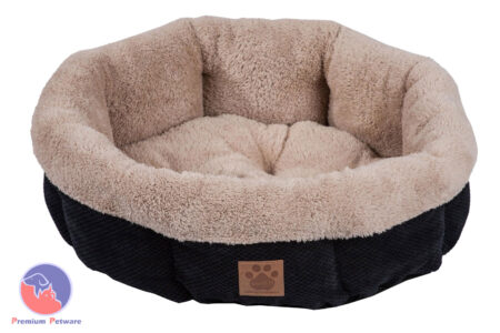 SNOOZZY MOD CHIC ROUND PET BEDS