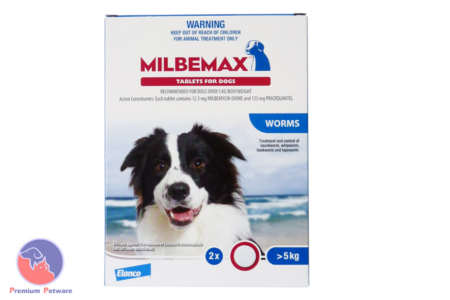 MILBEMAX WORM TREATMENT FOR DOGS