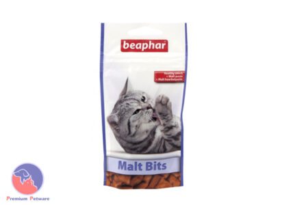 Beaphar Malt Bits - Hairball Treatment For Cats