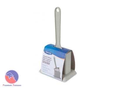 LITTER SCOOP & STAND SET