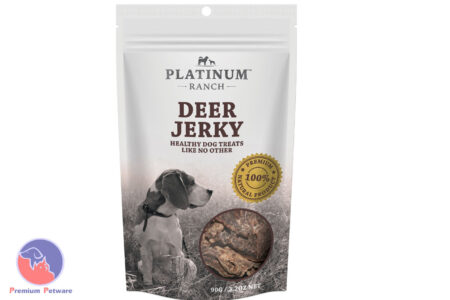 PLATINUM RANCH DEER JERKY