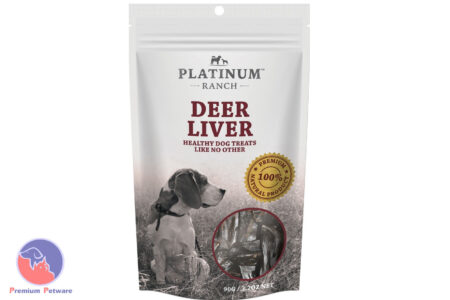 PLATINUM RANCH DEER LIVER TREATS
