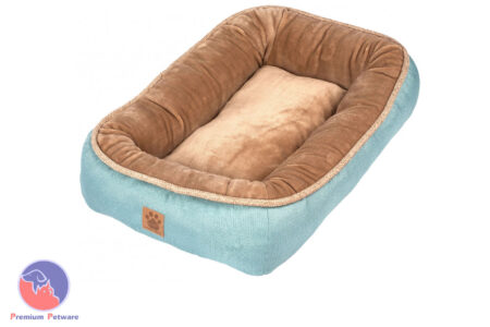 SNOOZZY LOW BUMPER PET BED - LARGE 98cm x 68cm