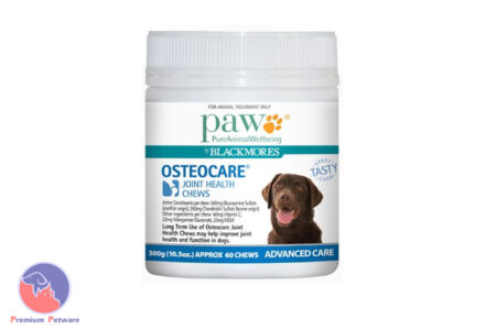 BLACKMORES PAW OSTEOCARE CHEWS 60