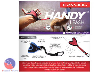 EZYDOG HANDY LEASH