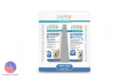 BLACKMORES PAW ITCHY SKIN DUO