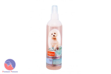 HARTZ GROOMERS BEST WATERLESS SHAMPOO 355ML