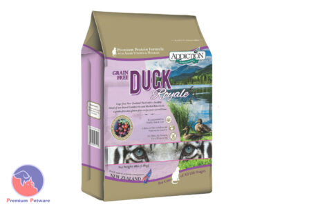 ADDICTION - Duck Royale,  100% Grain-Free Premium Protein Cat Food