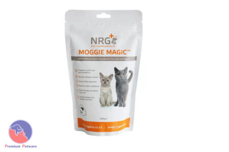NRG+ MOGGIE MAGIC HEALTH SUPPLEMENT