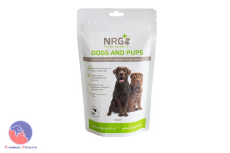 NRG+™ DOG & PUPPY HEALTH SUPPLEMENT