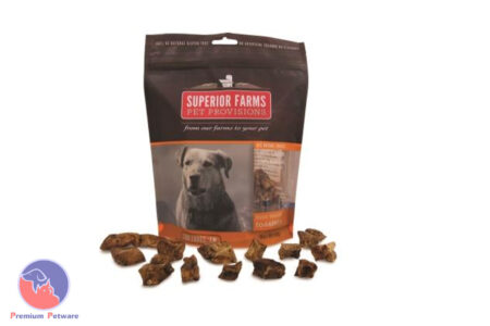 SUPERIOR FARMS DOG TREATS - LAMB TOASTERS