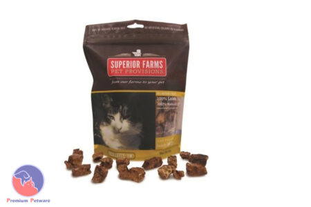 SUPERIOR FARMS CAT TREATS - LAMB TWEETS 85G