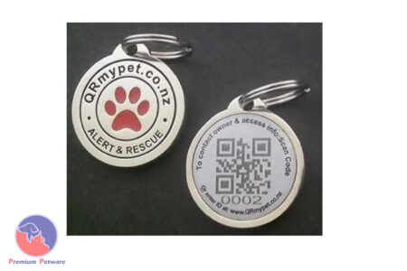 QR MY PET - SMART ID TAGS FOR PETS