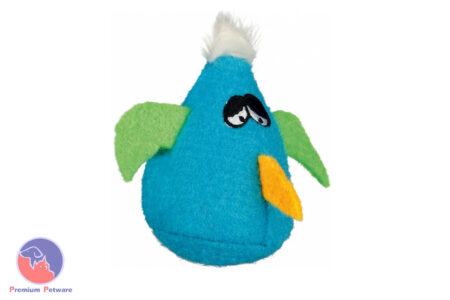 TRIXIE FELT CATNIP BIRD WITH RATTLE