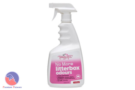 TROUBLE & TRIX NO MORE LITTER ODOUR 750ML