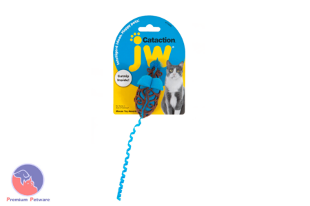 JW PET CATACTION CATNIP MOUSE