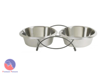 PRIMA BOLZ DOUBLE DINER BOWLS