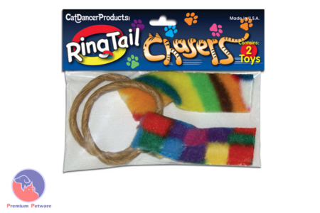 CAT DANCER RING TAIL CHASERS 2PK