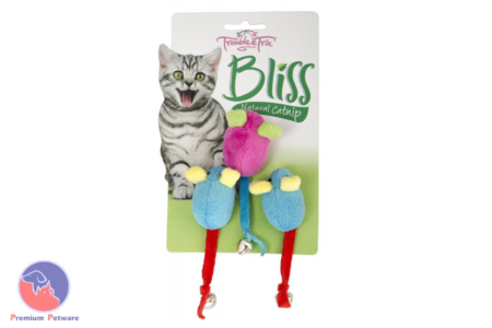 BLISS MICE BELL - 3 PACK