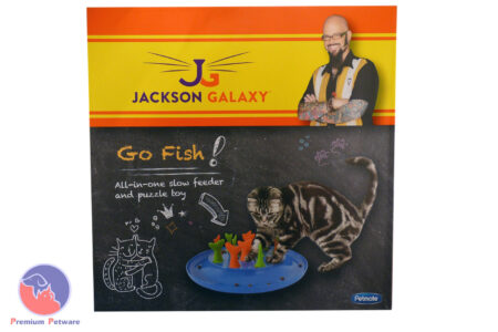 JACKSON GALAXY - GO FISH CAT TOY