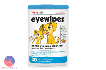 PETKIN EYE WIPES - 30 PACK