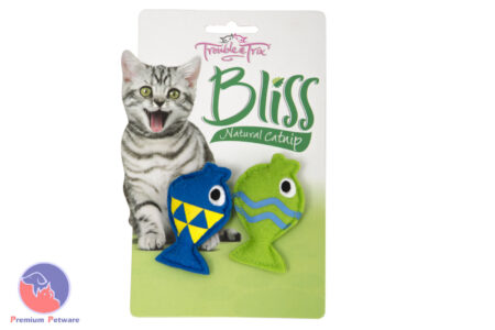 BLISS CRINKLE FISH - 2 PACK