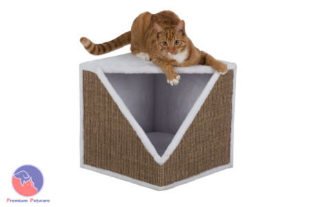 TRIXIE OFELIA CAT CAVE / SCRATCHING CUBE
