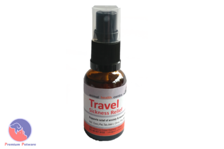 Animal Natural Health - Travel Sickness Relief