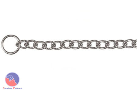 TRIXIE CHECK CHAINS - CHROME PLATED