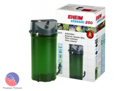 EHEIM CLASSIC EXTERNAL AQUARIUM FILTERS