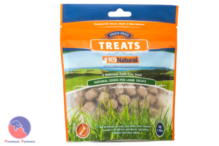 K9 NATURAL LAMB REWARDS TREATS 50G